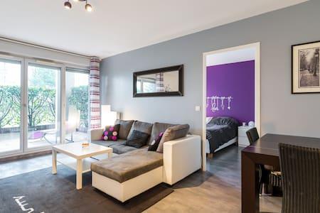 Bel appartement en rez de jardin - Lyon - Wohnung