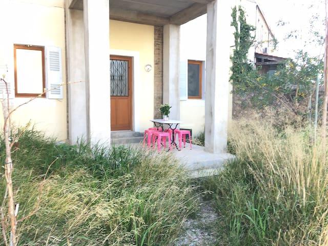 Studio avec terrasse et jardin au soleil - Marsylia - Apartament