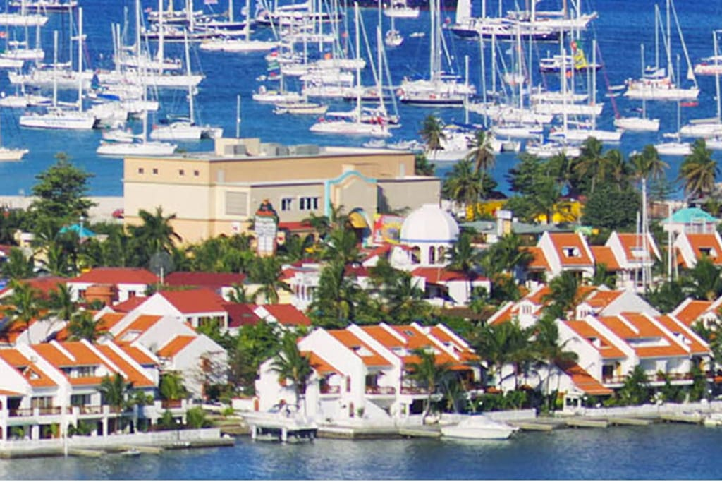 Simpson Bay Yacht Club & Marina