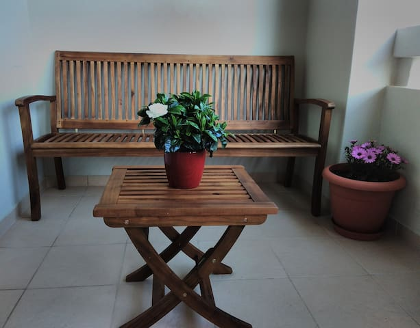 new apartment in Rethymno-private parking