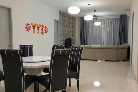 ☺Yyï Hoüse☺^Relax, Cozy & Spacious^ - Puchong - Appartement en résidence