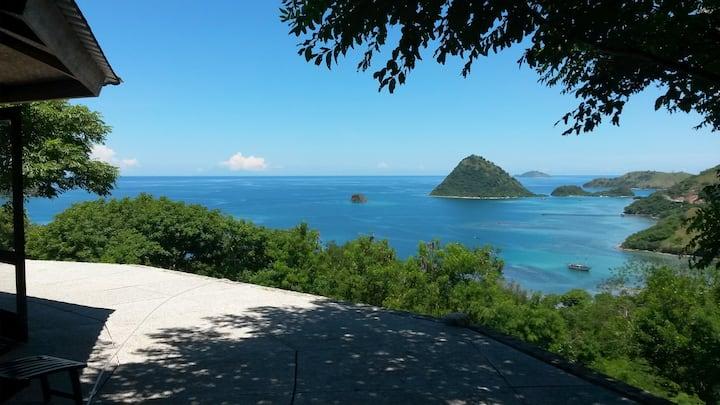 Villa Golo Ocean View - Labuan Bajo  Flores