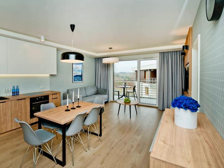 Spacious apartament with seaview C 26