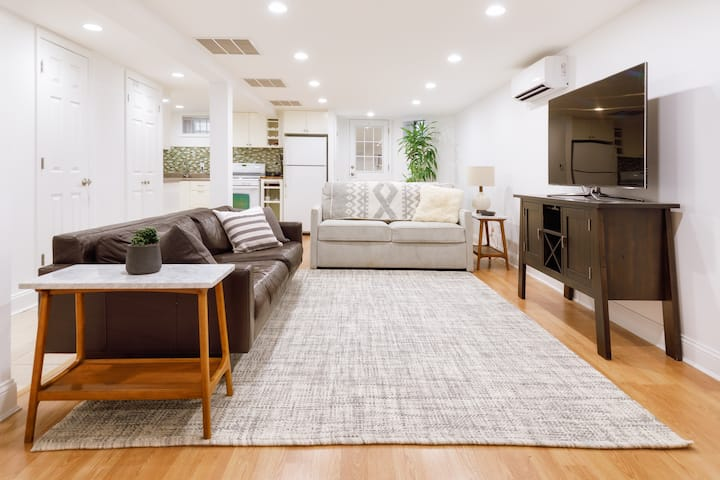 Prime Greenpoint Brownstone with separate entrance