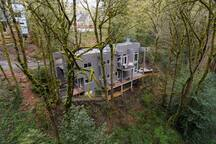 Luxury Retreat in the heart of Washington Park