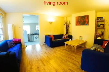 Female Only House Flat Share Long Term Double Room - Londra - Casa