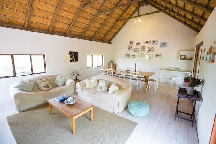 Ngama Bush House - Hoedspruit - Ev