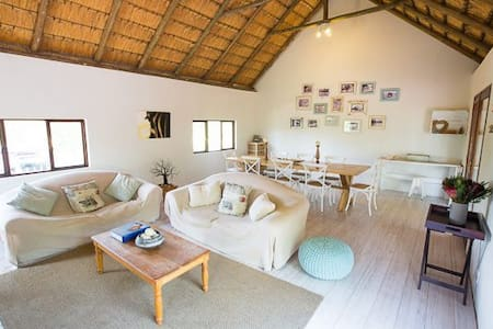 Ngama Bush House - Hoedspruit - บ้าน