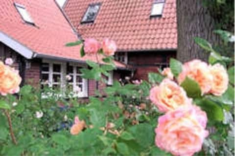 "Landhaus am Dahlberg with the ""Alte Backhaus"""