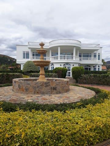 Hotel Casa Blanca - Sutamarchán - Dům