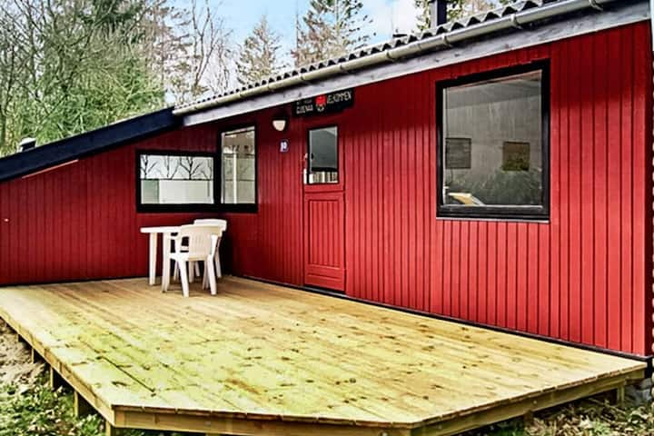 5 person holiday home in Låsby