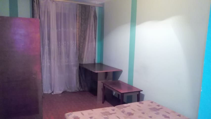 Room 15 minutes from the city center - L'viv