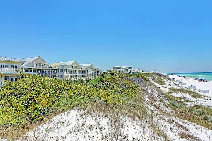 BeachSide in Watercolor 30A☼2Step Sanitizing Process☼3BR Watercolor Townhouse #9