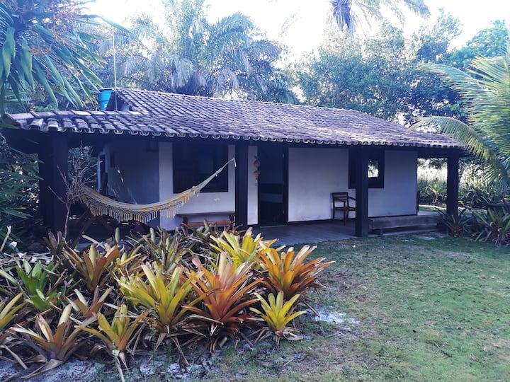 Sítio Rio Zen  - Suite Dendê a 2 Km da praia