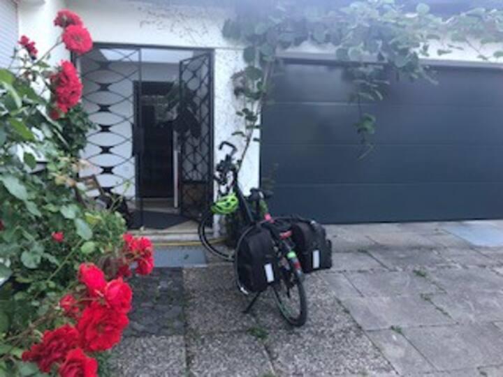 Wohnen im Grünen wie Zuhause