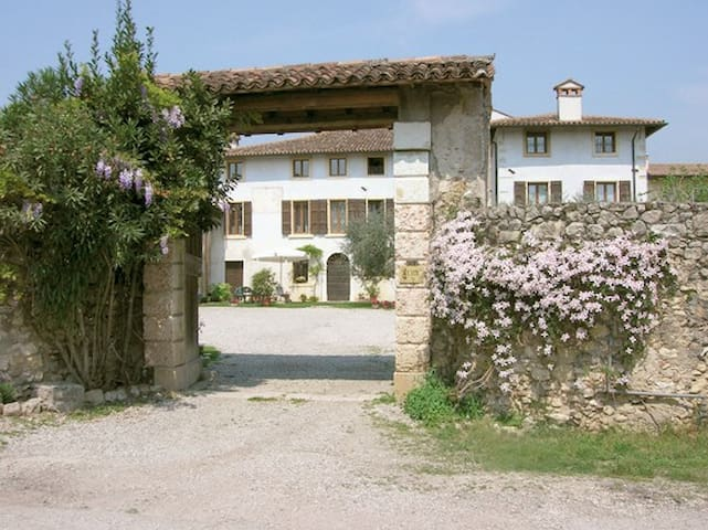 Antica casa in Valpolicella - San pietro in Cariano - Apartment