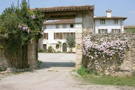 Antica casa in Valpolicella - San pietro in Cariano - Daire