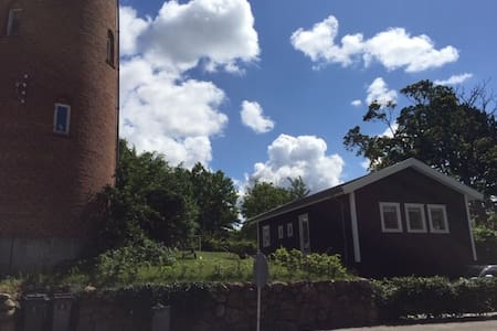 """Bo i """"baghaven"""" til Frederiksborg Slot"""