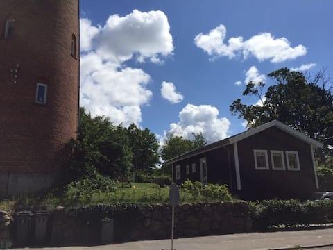 """Bo i """"baghaven"""" til Frederiksborg Slot 1"""