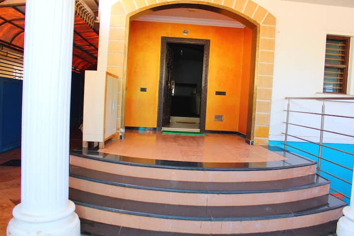Furnished Bungalow in VIP Sector of capital city
