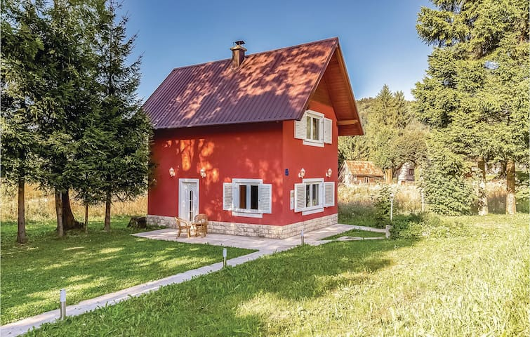Holiday cottage with 1 room on 50m² in Stara Susica