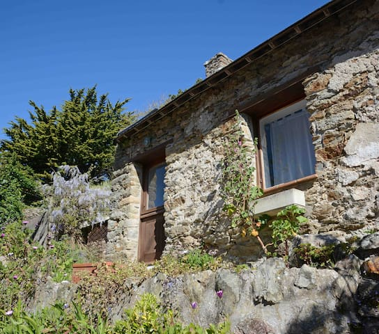 Petite maison au centre de Sauzon - Sauzon - Casa
