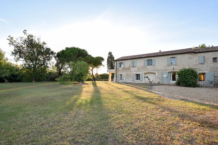 Mas de l'Ange - FarmHouse in Camargue up to 9pers - Arles - Talo