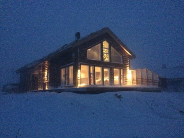Ny flott hytte til leie på Bortelid - Åseral kommune - Hytte