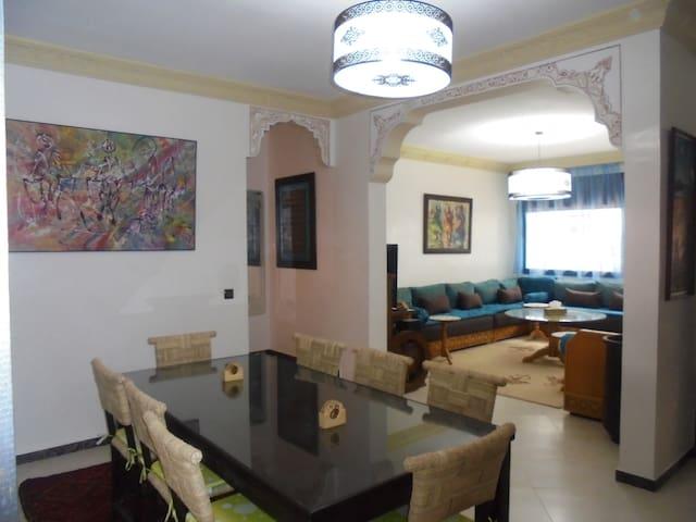 Bel appartement en plein centre de Rabat - Agdal - Rabat