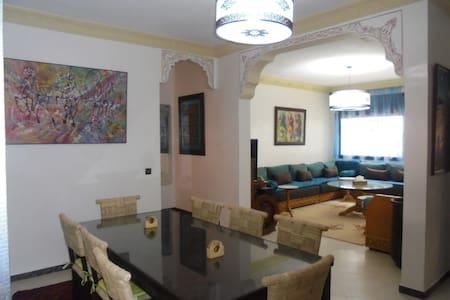 Bel appartement en plein centre de Rabat - Agdal - 拉巴特