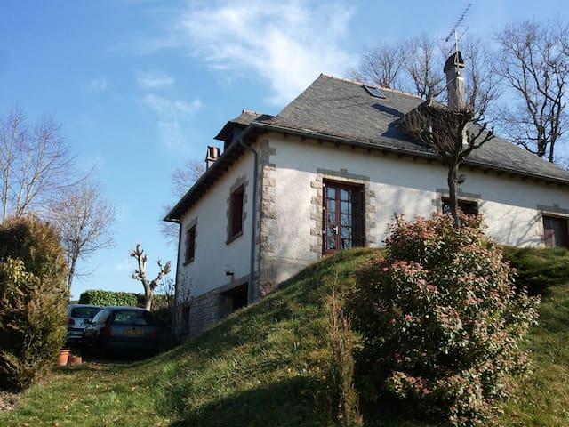 Maison dans l'aveyron