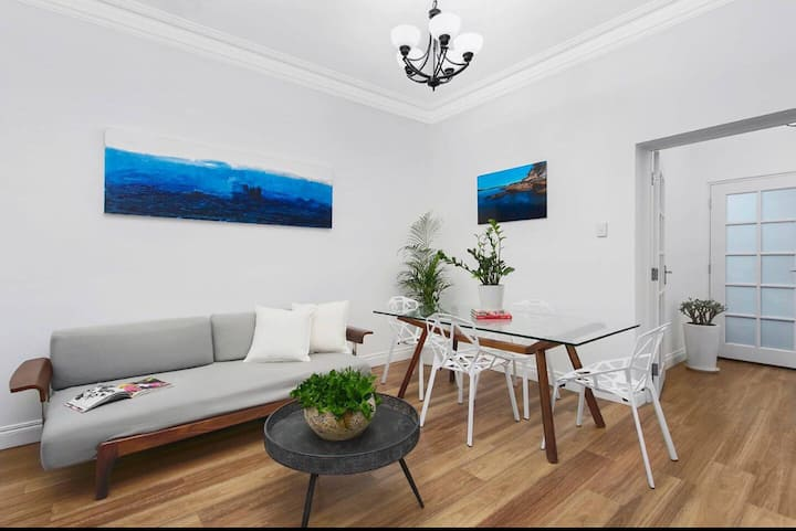 Appartement sur la colline de Balmoral Beach