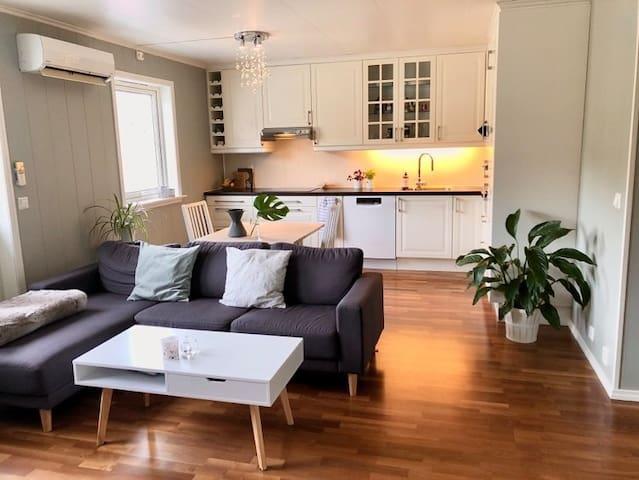 Trivelig leilighet på Osterøy