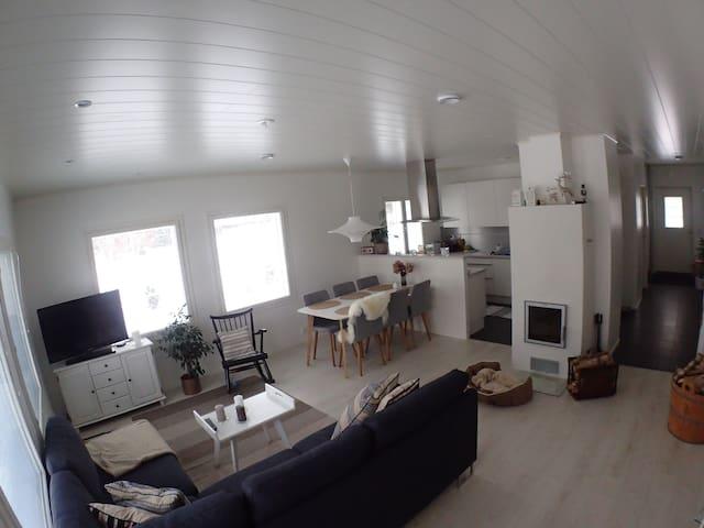 FIS Ski Games Lahti 2017 stylish Scandinavian home - Lahti - Casa