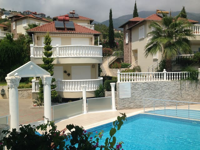 Luxury detached villa near Alanya City ! - Alanya
