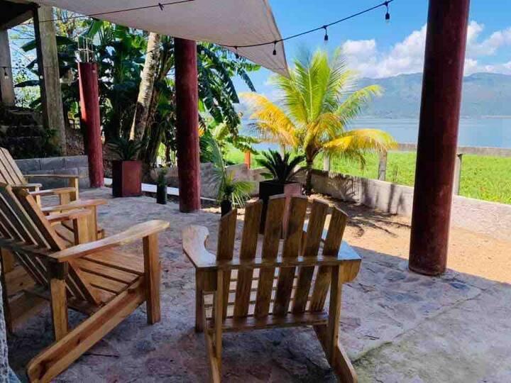 Lakeside House:Casa  Vacacional-Lago de yojoa
