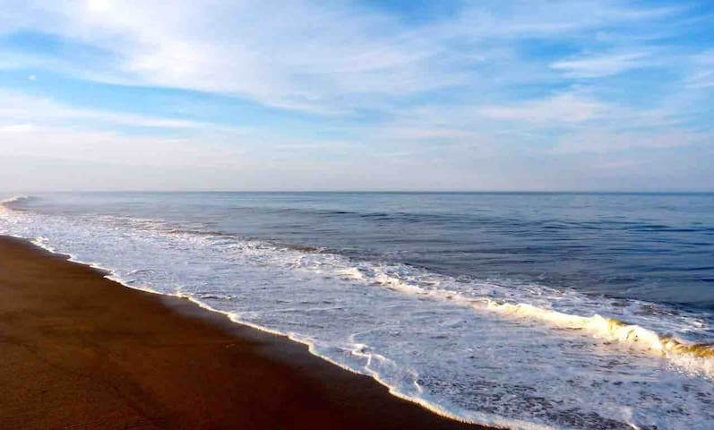 Wellfleet's gorgeous National seashore beaches are only a short drive or scenic bike-ride away.