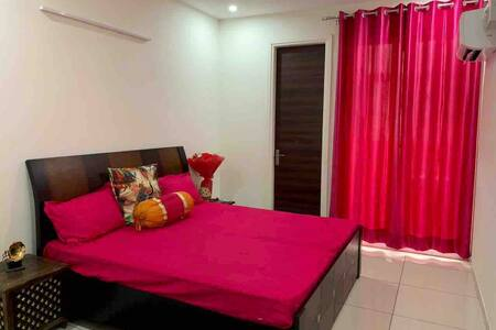 SILVER OAKS - a 2BHK apartment in Tricity