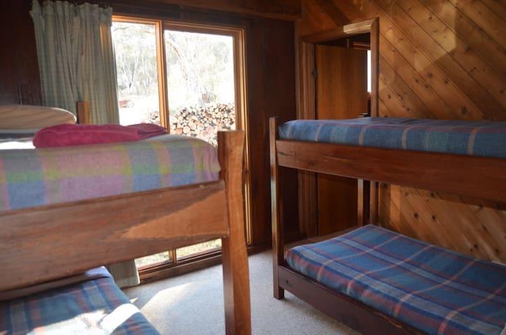 Rivergumlodge - 4 Bunk Rooms