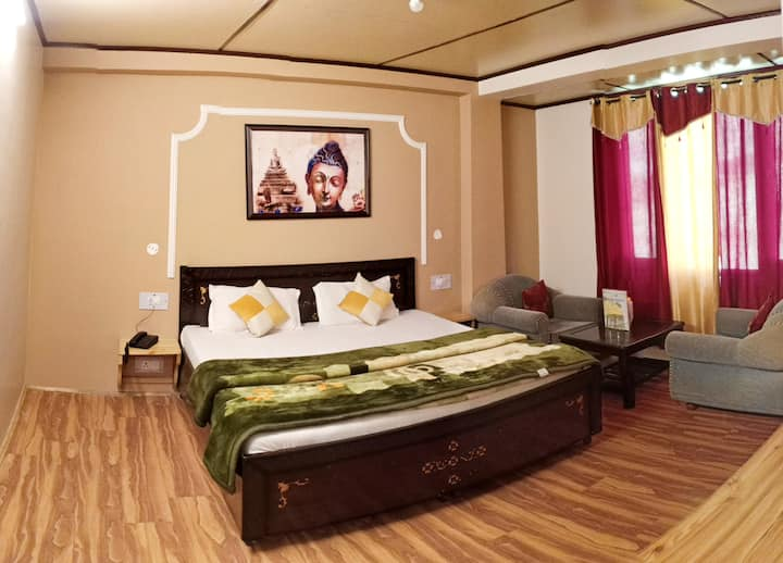 Work From Manali Cozy Room With Kitchen And Wifi