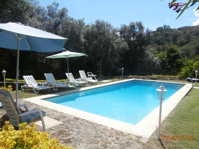 Villa with 2 bedrooms in Basto, with private pool, enclosed garden and WiFi - 60 km from the beach