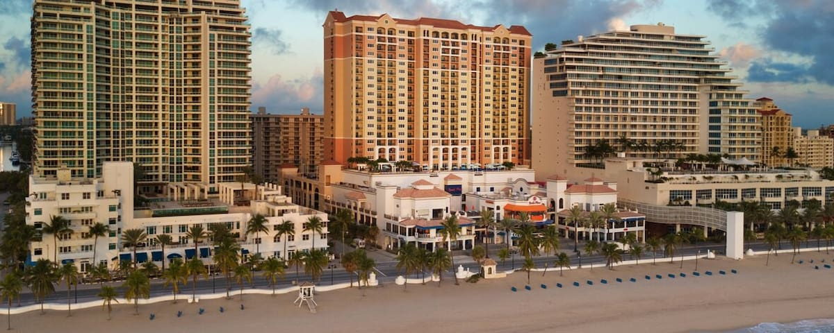 Marriott's BeachPlace Towers,1BR/1BA/sleeps 4