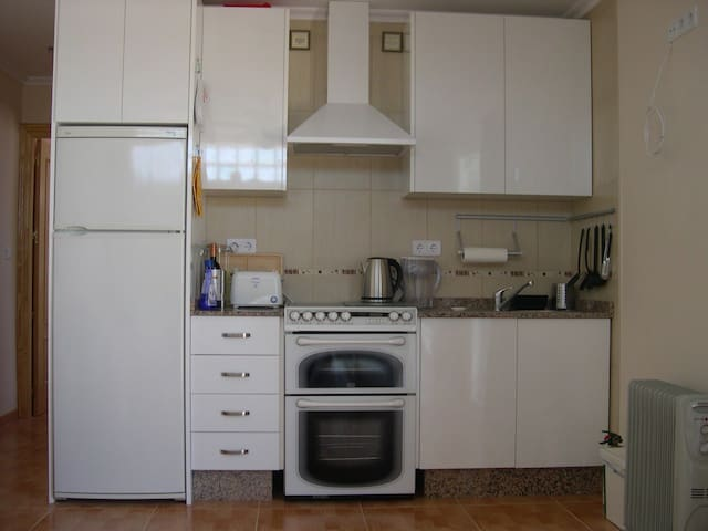 The kitchenette stocked with everything you will need for your stay, but don't worry we are not too far away if you should need something in a hurry.