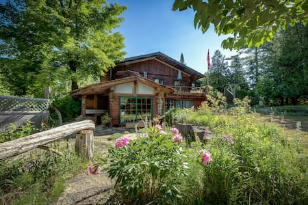 Cedarwood Lodge, International B & B. - Providence Bay - Wikt i opierunek