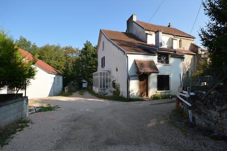 Maison Prieuré Saint Marcel - Fleurey-sur-Ouche - Dom