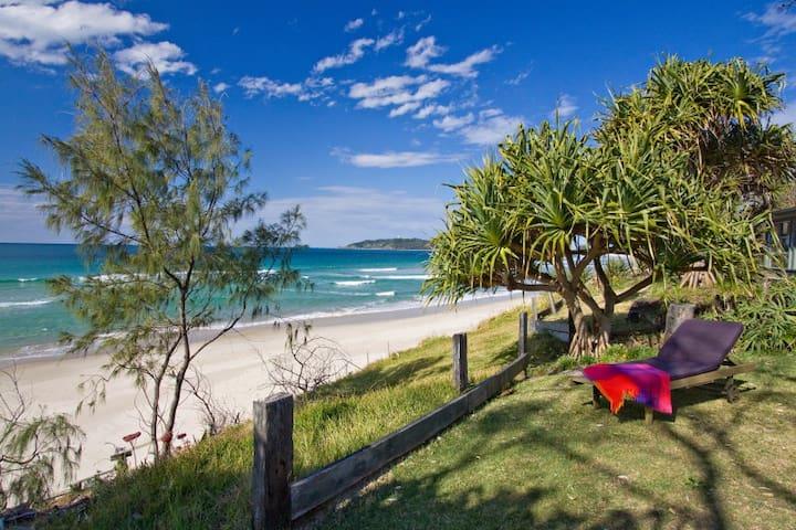 The Bungalow  - Belongil Beachfront
