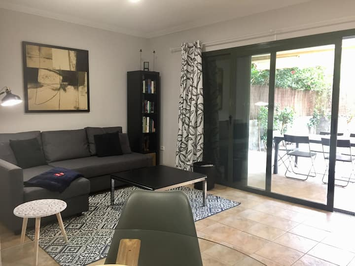 Nuevo, Céntrico, WIFI,piscina,parking, supermarket