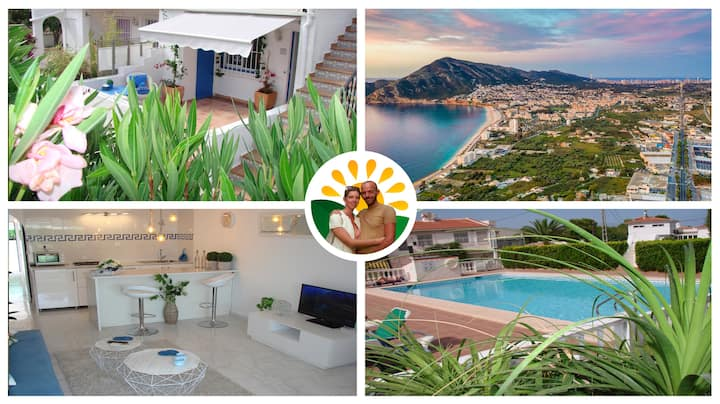 Casa Griega 🐬 Modern & Stylish apartment in Albir