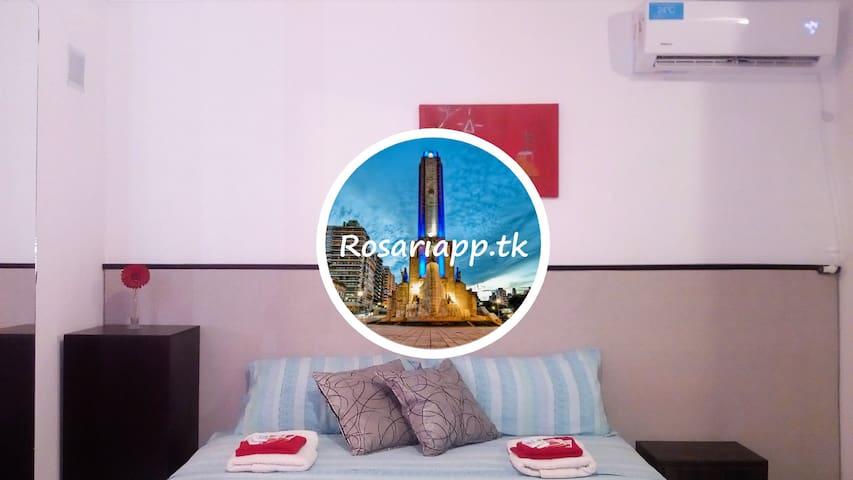 Rosariapp - Oroño 2 Rojo