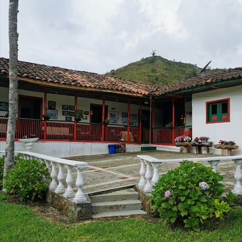 Hospedaje Rural Finca La Playa